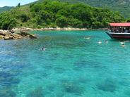Angra dos Reis, no Rio de Janeiro, tem uma ilha para cada dia do ano e 2.000 praias !!